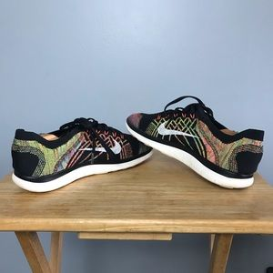 Nike Free Run Flyknit Barefoot 4.0